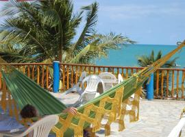 Jacumã´s Lodge Hotel, hotel em Jacumã