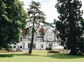 The Manor at Bickley, hotel in Bromley
