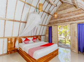 Biba Beach Village, hotel in Gili Islands