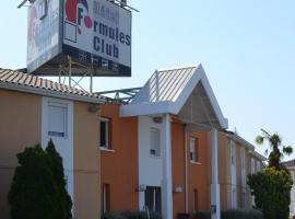 Hotel Formule Club, hôtel à Cenon