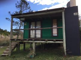 Alga, hotel in Punta Del Diablo