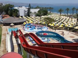 Gai Beach Hotel, hotel in Tiberias