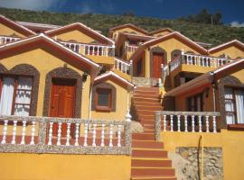 Jardin del Inca, hotel en Comunidad Yumani