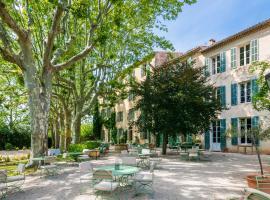 La Magdeleine**** – Mathias Dandine, hotel near Sainte Baume Golf Course, Gémenos