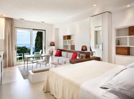 Hotel Villa Belvedere, отель в Таормине