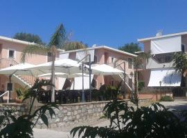 Hotel San Domenico, hotel in Marina di Camerota