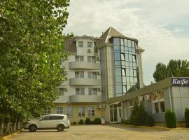 Aparthotel on Vokzalnaya 42, отель в Астрахани