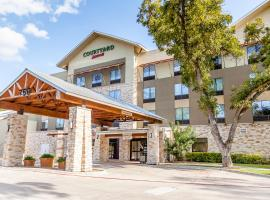 Courtyard by Marriott New Braunfels River Village, hotel near Guadalupe River Tubing, New Braunfels