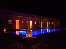 Riad Hotel Les Flamants, hotel en Merzouga