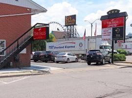 The Falls Family Lodge, motel in Niagara Falls