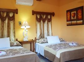 Hotel Sacbe Coba, hotel near Coba Ruins, Coba