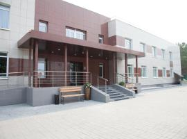 Abnicum Business Hotel, hotel with pools in Novosibirsk