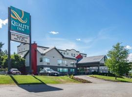 Quality Inn Kamloops, hotel in Kamloops