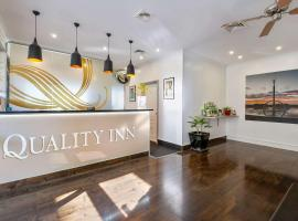 Quality Inn Napier, hotel in Napier