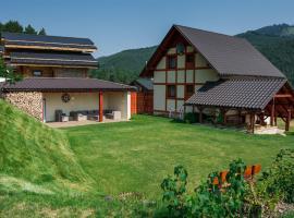 Chata Valca, hotel near Snowland Valcianska Valley, Stará Turá