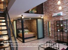 Chrisenbel Suites - Pinnacle PJ, apartment in Petaling Jaya