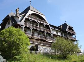 Appartement Soldanelle 32, hotel in Chateau-d'Oex