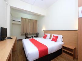 OYO 1105 Hotel 75, hotel di Temerloh
