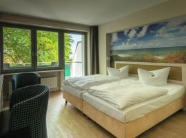 Hotel Haus am Meer, hotel v mestu Graal-Müritz