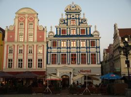 Bulwary Apartments, apartment in Szczecin
