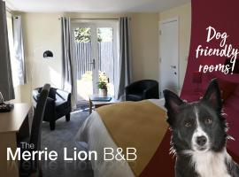 The Merrie Lion, hotel in Southam