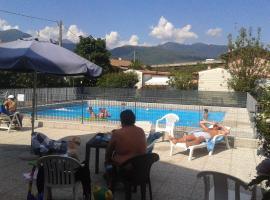 Camping Piano Grande, campground in Baveno