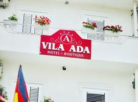 Vila Ada Hotel, hotel en Tirana