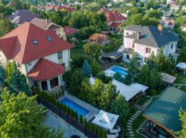 Diplomat Club Hotel, hotel near Dendrarium Botanical Garden Chisinau, Chişinău