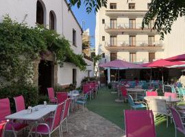 Hostal Horta Rosell, hotel in Tossa de Mar