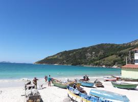 Casa no caribe brasileiro, pet-friendly hotel in Arraial do Cabo