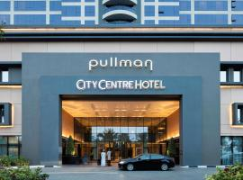 Pullman Dubai Creek City Centre, hotel near GGICO Al Garhoud Metro Station, Dubai
