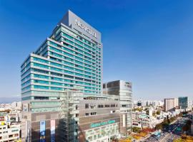 Novotel Ambassador Daegu, hotel en Daegu
