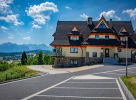 Willa Góralskie Klimaty, homestay in Bukowina Tatrzańska