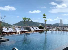 Rak Elegant Hotel Patong، فندق في شاطيء باتونغ