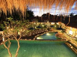 Kailash Suites at Gunung Sari, hotel en Ubud
