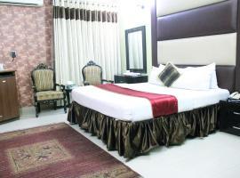 Tourist Inn Hotel, hotel in Lahore