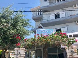 Rondos Hotel, hotel in Himare