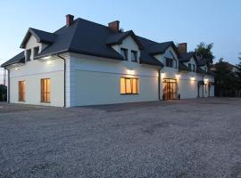 Hotel Restauracja Romantyczna – hotel w mieście Międzyrzec Podlaski