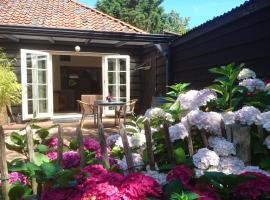 Ouddorp Vakantiehuisje, villa in Ouddorp