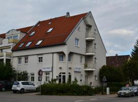 Hotel Mörike, hotel in Ludwigsburg