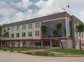 Provans famili hotel, хотел в Летница