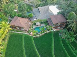 Gusde Tranquil Villas by EPS, hotel di Ubud