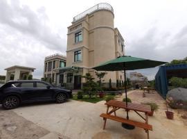 綠朵民宿, hotel in Jincheng