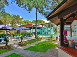 Hotel Meridianus, hotel in Lignano Sabbiadoro