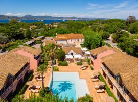 Domaine de l'Astragale, accessible hotel in Saint-Tropez