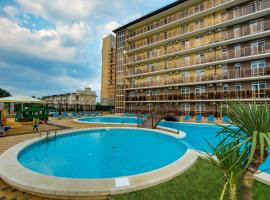 Hotel Poseidon u morya, hotel with pools in Anapa