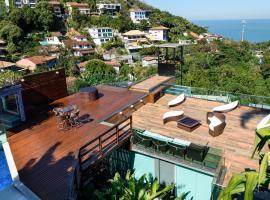 Villa de luxo com 6 suítes e piscina no Joá, hotel in Rio de Janeiro