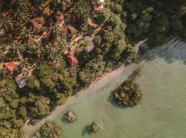 Railay Garden View Resort, hotell sihtkohas Railay Beach
