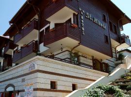 Hotel Saint Nikola, отель в Несебре