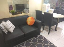 2BR Family Friendly Apartment Kalibata City Residence closest to KRL station, hotel in Jakarta